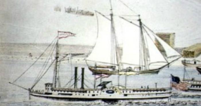 Niagara Palace Steamer