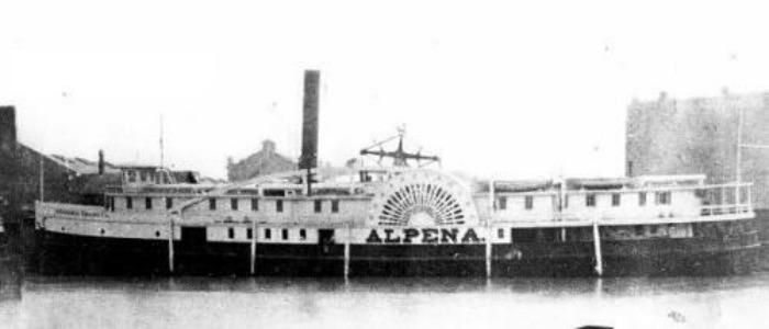 SS Alpena