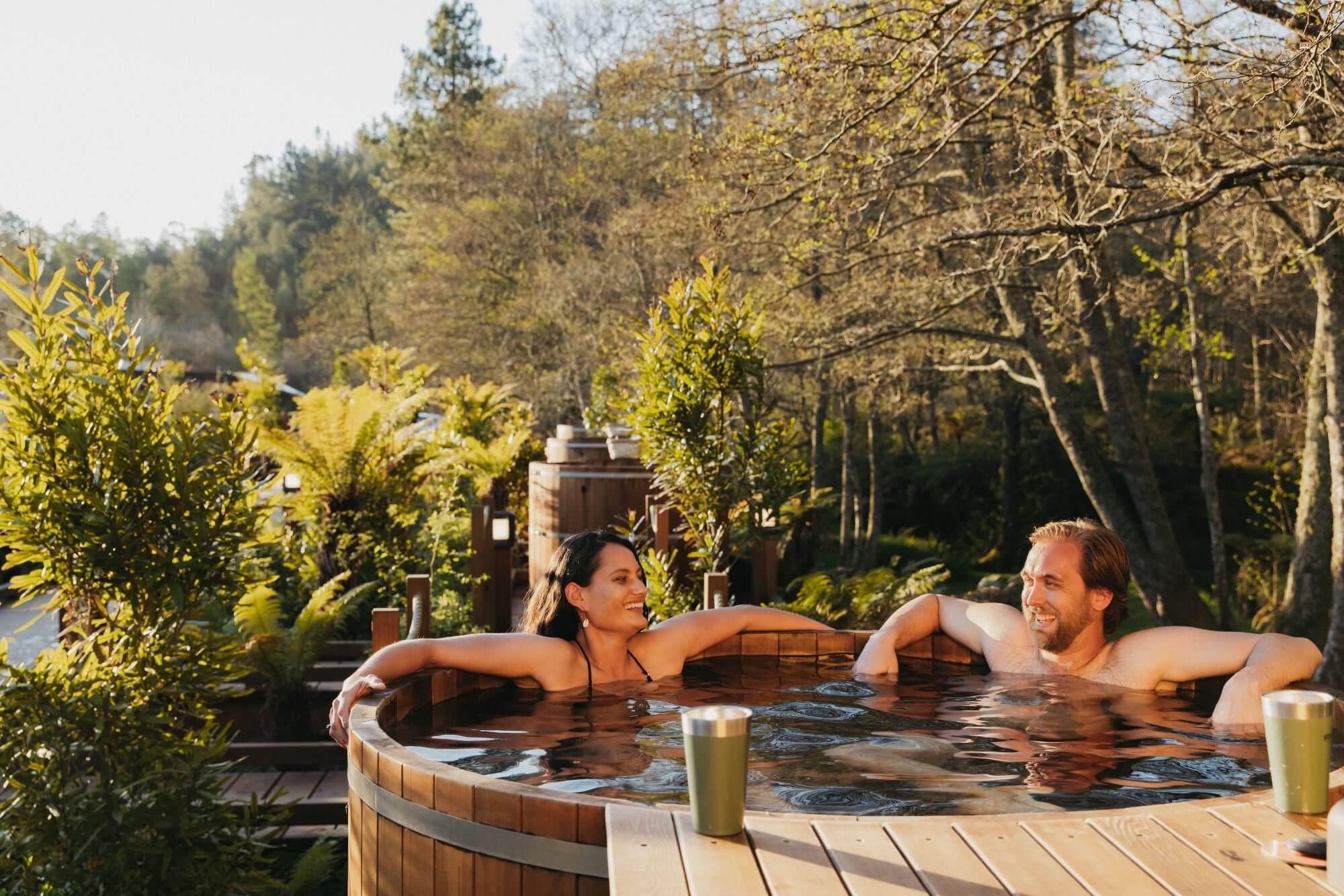 Secret Spot Hot Tubs Rotorua