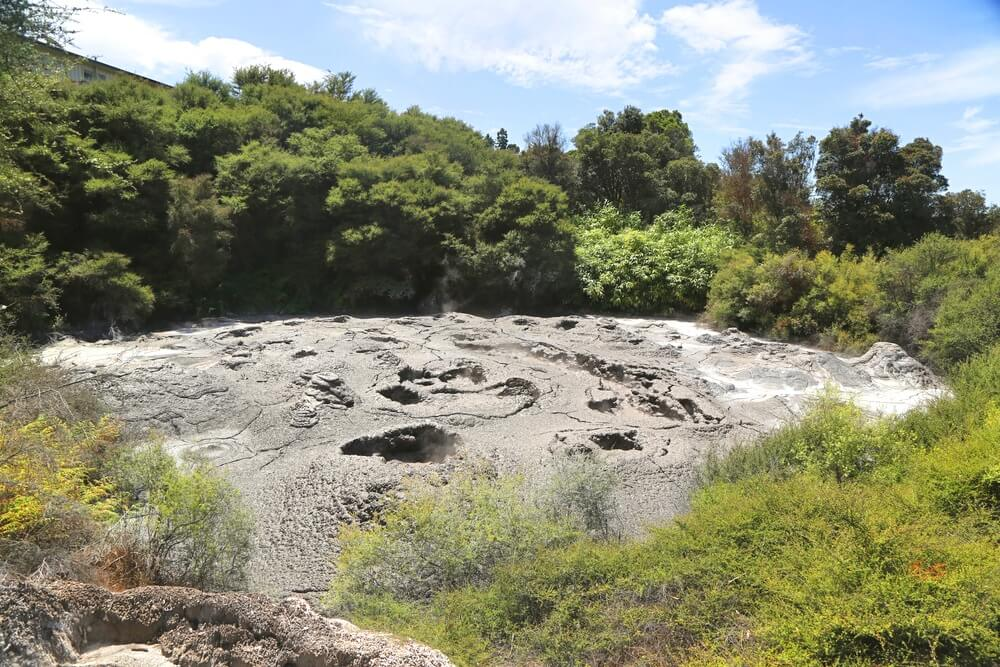 active mud pool