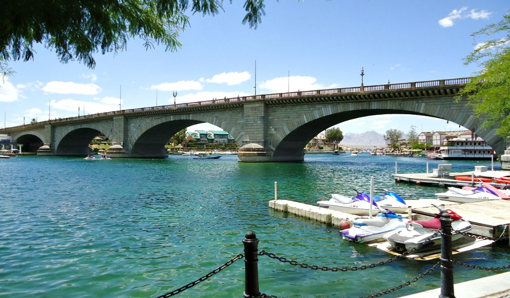 Lake Havasu London Bridge